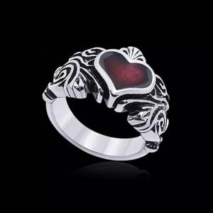 Other - Gothic, Rock Band Biker Ring- New Sz 10 Stainless